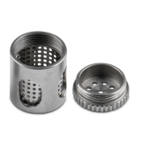 WOLKENKRAFT FX MINI Steel Pod Kapsel für Kräuter