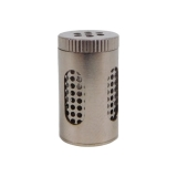 WOLKENKRAFT Buddy Steel Pod Dry Herb (Kapsel für Kräuter)