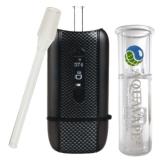 Ascent Vaporizer V2 Carbonfaser (AquaVape² Wasserfilter-Set)