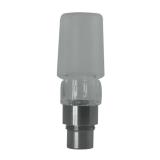 FlowerMate Wasserfilter Glasadapter (18er Schliff)